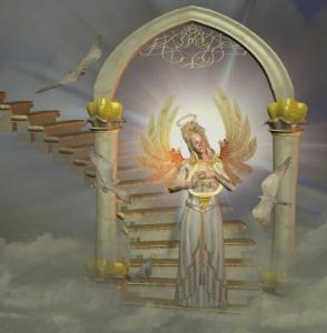 Incarnate Angels on Earth - ZARA